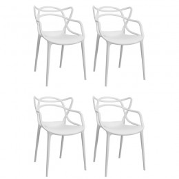 Loop Chair-4PK