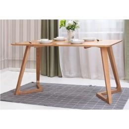 """Modern V 71"""" Table"""