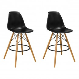 Paris Tower Barstool 2-Pack