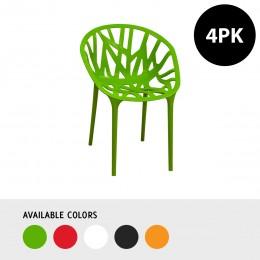 Branch Dining Chair- 4PK