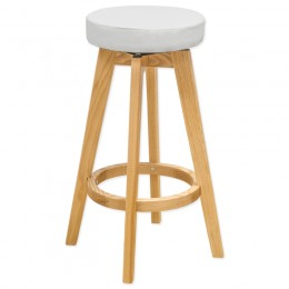 Rex Wood Counter Stool